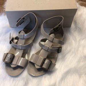 Authentic NEW Burberry jelly gladiator sandals